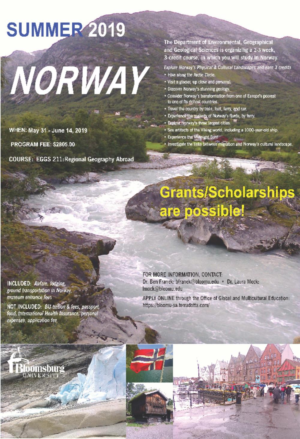 Norway Flyer 2019